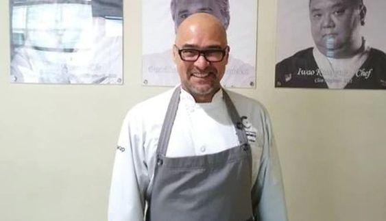 El chef venezolano Sumito Estevez debió exiliarse en Chile por la crisis de su país (Instagram @sumitoestevez)
