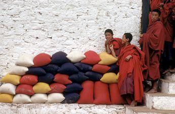ERNST HAAS ESTATE | COLOR: ASIA Bhutan 1974