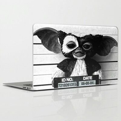 Gizmo Muhshot Laptop Skin