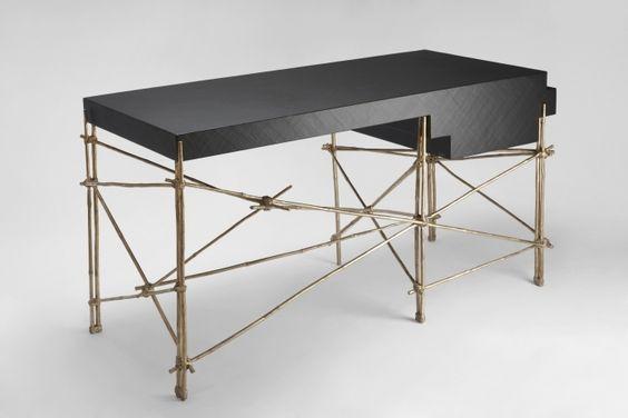 Image result for cast bronzr furniture