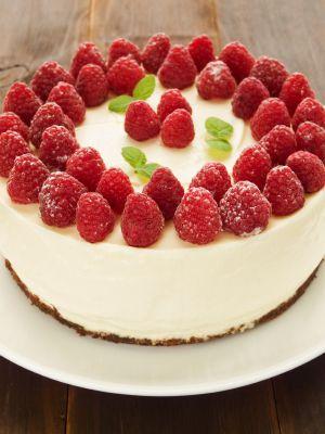 Para este domingo os recomendamos una deliciosa receta de Cheesecake sin hornear. Deliciosa!   www.came3.com