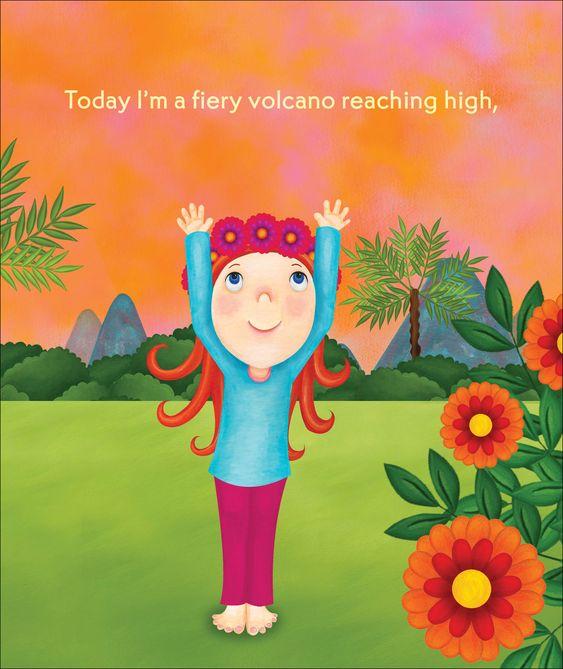 3. Volcano: