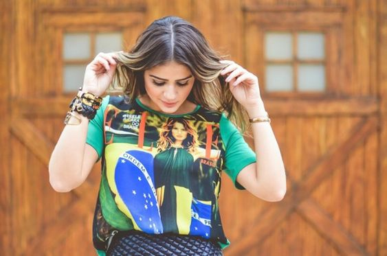Dicas de produção de looks para a Copa do Mundo | João Alberto Blog