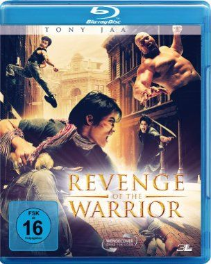 Revenge of the Warrior Tom yum goong - HQ Mirror