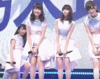 threevallies:  乃木坂46 西野七瀬 musicstation part1