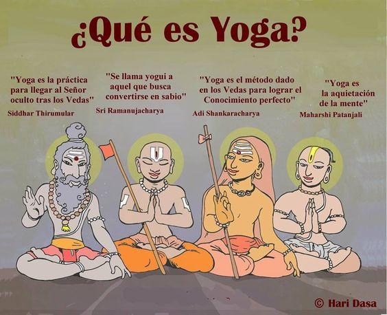 ૐ YOGA ૐ ૐ Que es el Yoga... ૐ.