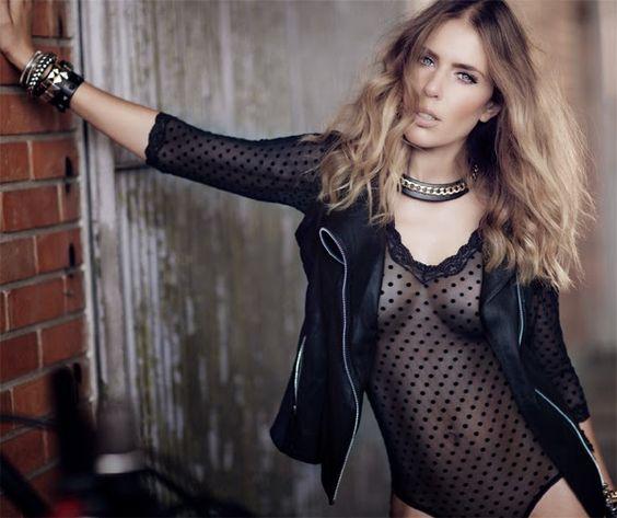 Brilhos da Moda: Rêverie Alison