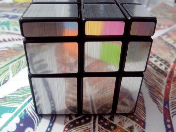 Rubik manía (3) - Mi premio por aprender a armar el cubo Rubik de 3x3!