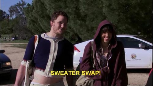 Parks and Recreation | Chris Pratt, Aubrey Plaza