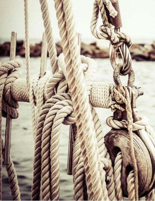 Knitting Knots Rolde : Ropes knots and sailing garment inspiration for