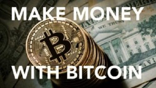 make money quick on cryptocurrency