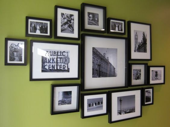 How To Ikea Ribba Frame Gallery Wall Another Potential
