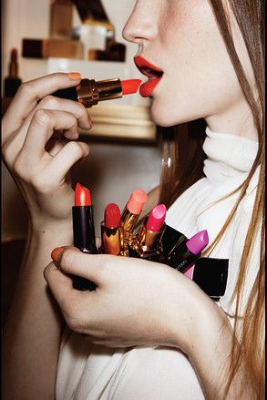 Lipstick obsessed