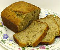 banana zucchini bread recipe... staple for 3rd year uni? :)