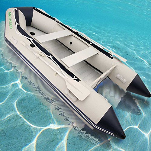 Gracelove High Quality 10.8 Feet Dinghy Boat Yacht Pneumatic Boat Inflatable…