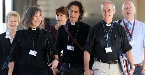 La Iglesia de Inglaterra vota «sí» a la ordenación de obispas http://bit.ly/1kVFDfg #religión pic.twitter.com/G7kRhK8e3y