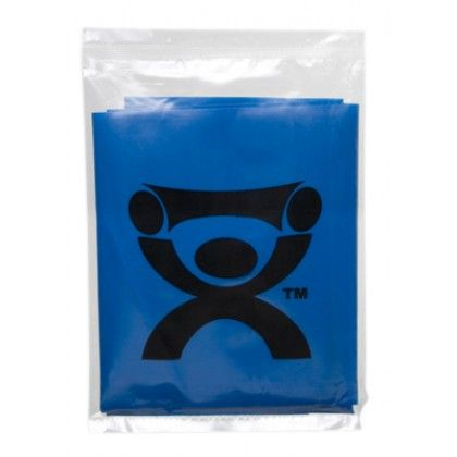 Bandas ejercitadoras bajas en polvo-azul (pesado)