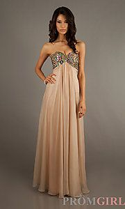 Cheap Prom Dresses- Discounted Semi Formal Dresses - PromGirl ...