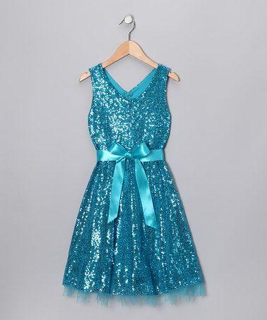 Speechless Speechless Turquoise Sequin Dress - Girls  Pinterest ...
