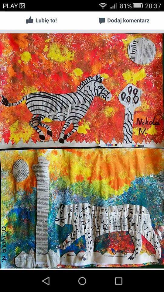 Afryka Tie Dye Art Tie Dye Skirt