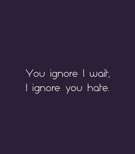 Pin On Being Ignored Quotes