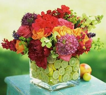 Wedding Spring And Spring Flower Arrangements On Pinterest