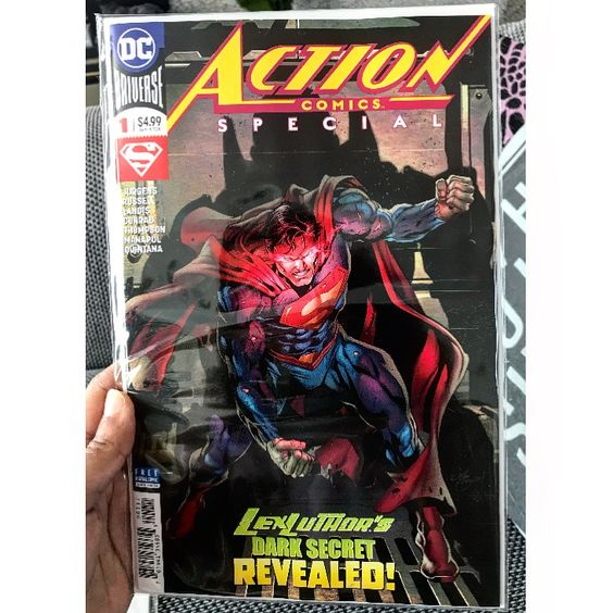 Action Comics Special #1 2018