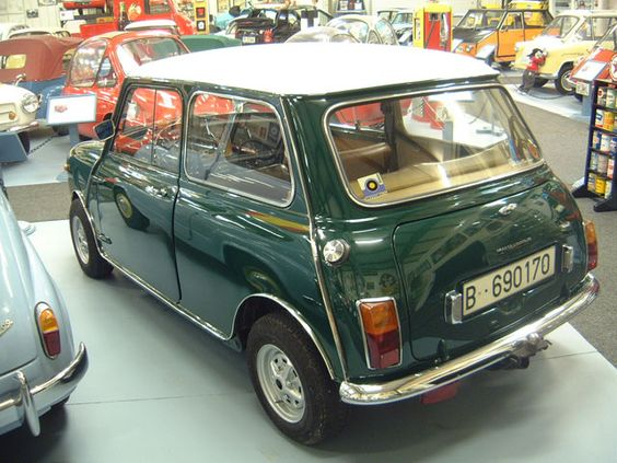 1968 Authi Mini