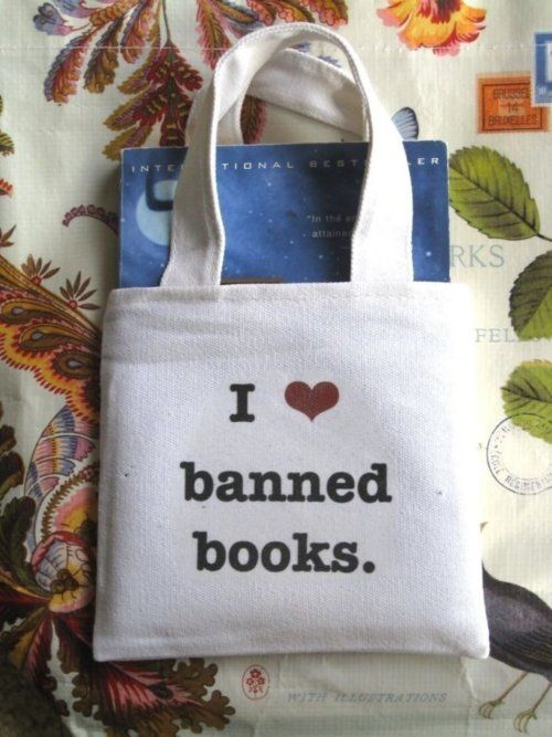 I heart banned books