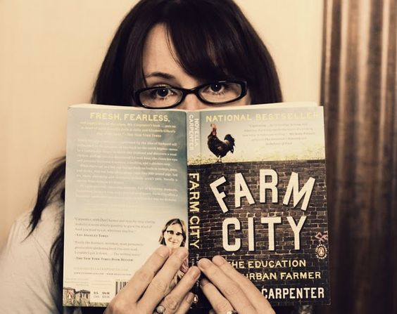 Currently reading.... // Farm City by Novella Carpenter