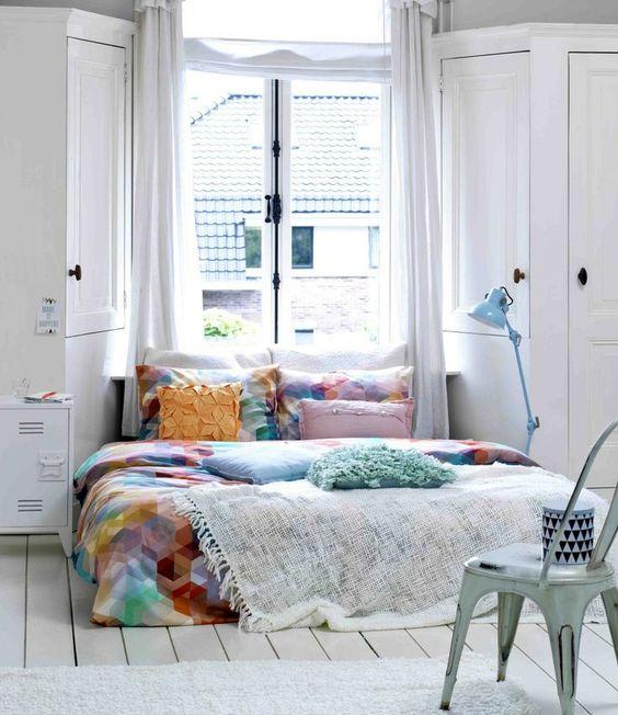 Decor: e se você colocar o colchão no chão?