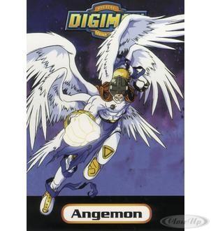 Angemon Postkarte Hier bei www.closeup.de