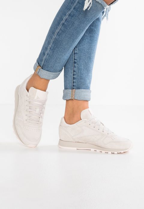 CL LEATHER TONAL NBK - Trainers - sand