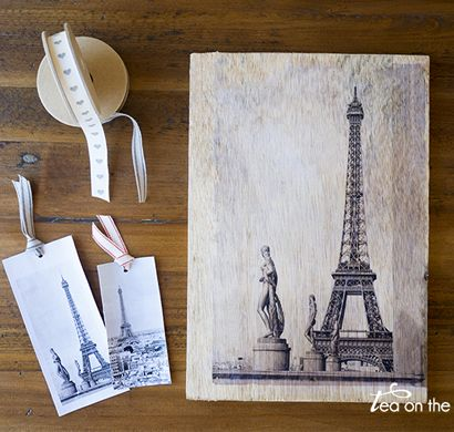Hoy os explicamos una forma diferente, original y fácil de revelar una fotografía. Si quieres transferir fotos a madera. Descubre paso a paso cómo hacerlo.