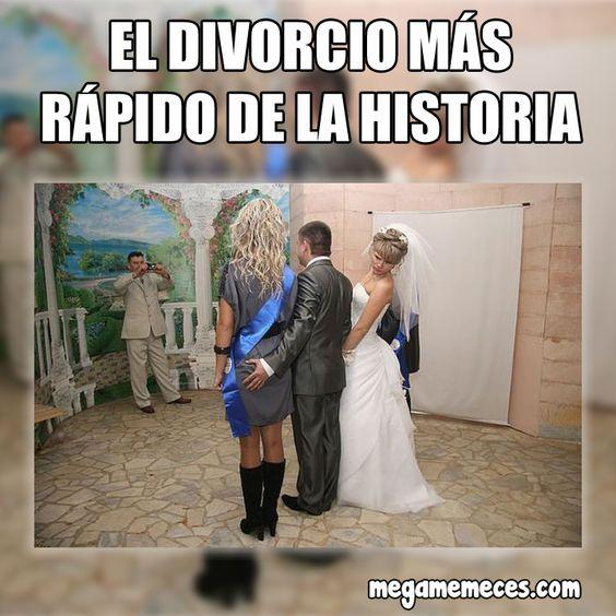 El divorcio mas rapido