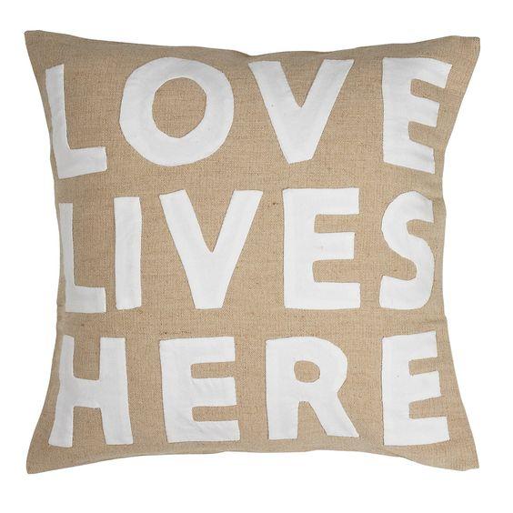 Fair Trade + Handmade Pillow ~ Ethical Home Decor