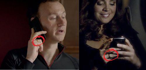Mycroft Wears A Wedding Ring