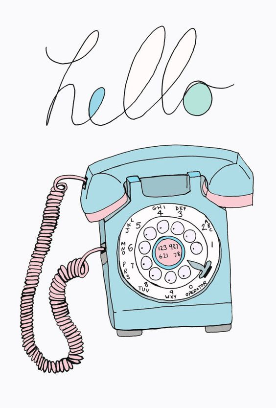 hal kecil telepon balik