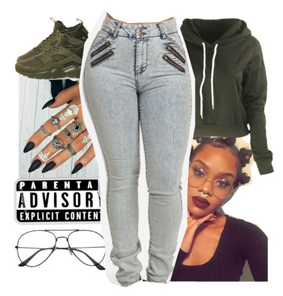 """""""Untitled #975"""" by prettygurl21 ❤ liked on Polyvore featuring CellPowerCases and NIKE"""