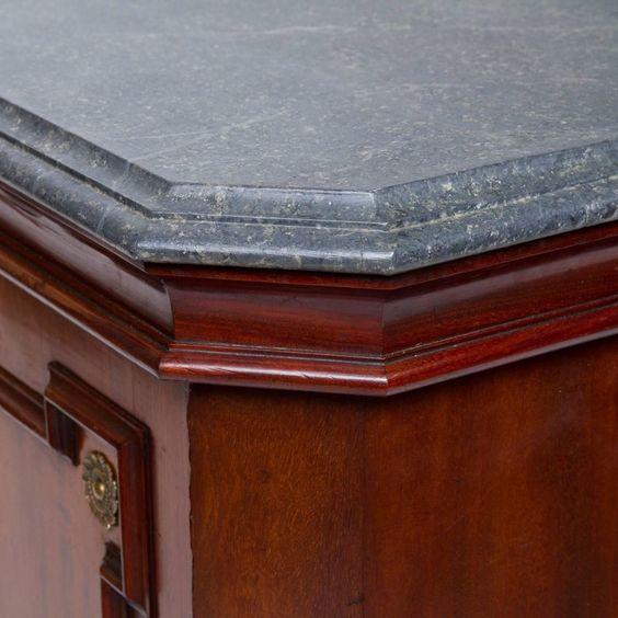 19th Century English Regency Two-Door Cabinet 6