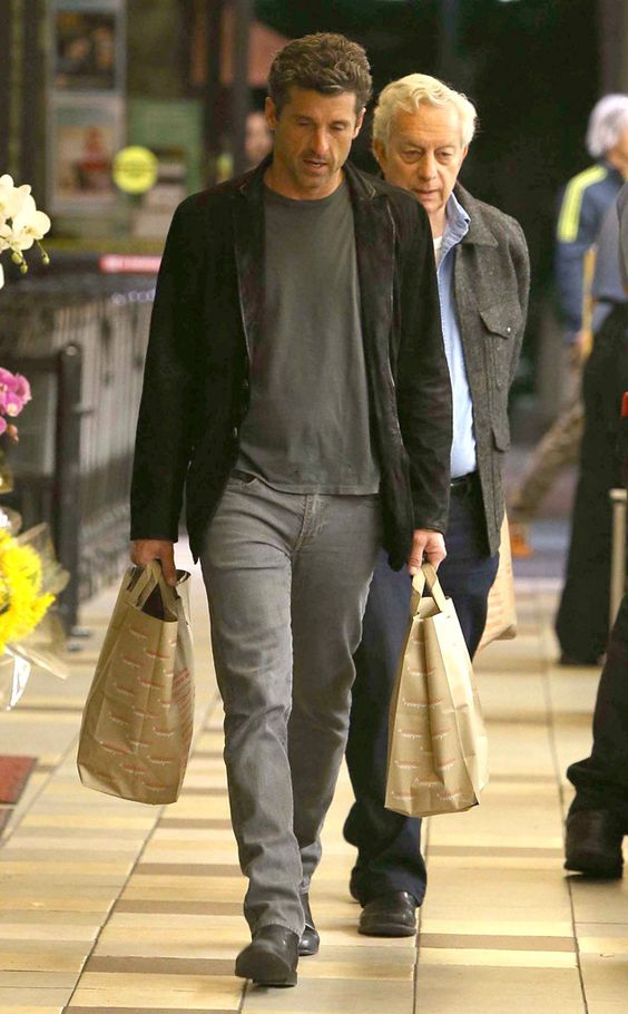 Guapo de todos lados! Patrick Dempsey from The Big Picture: Today's Hot Pics | E! Online