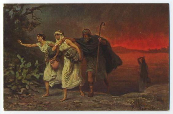 art Robert Leinweber 1910s Jesus Life Catolic 120 ...