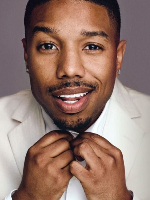 Lawd... I have loved this man since he was on All My Children.  Michael B. Jordan you are EVERYTHING.  (don't tell my boyfriend)
