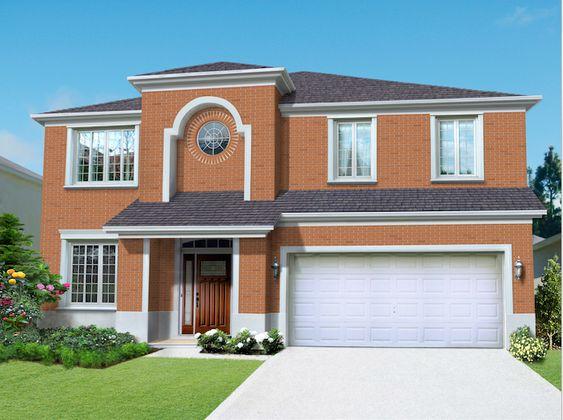 Fachaletas para casas clasicas medellin de samboro exteriores ideas casa fachaleta home - Casas clasicas modernas ...