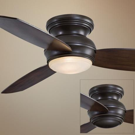 """44"""" Minka Traditional Concept Oil-Rubbed Bronze Ceiling Fan"""