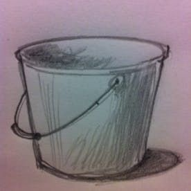 How To Draw The Grinch Bucket Drawing Beer Drawing Drawings