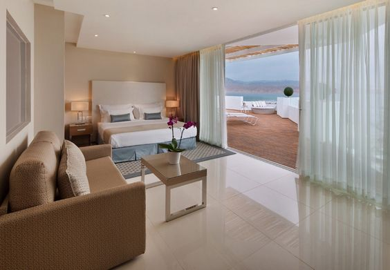 design from orchid reef hotel suite room applied open living space among stunning view provide best - Open Hotel Decorating