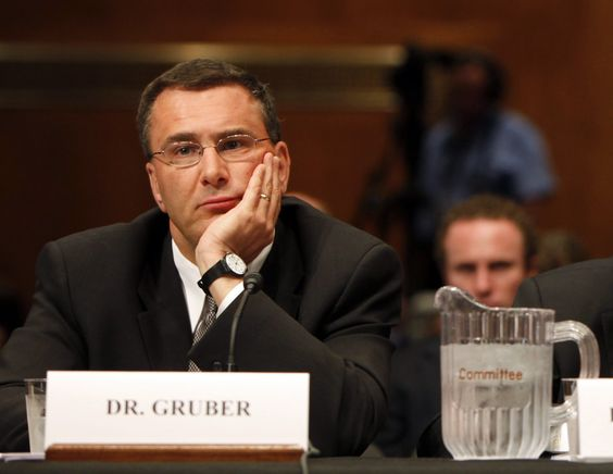 Jonathan Gruber One Man Who Wants To Do Right and essentially fired from the Mass. Health Connector Board by Gov. Charlie Baker  http://baystateconservativenews.com