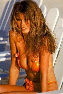 Claudia Schiffer's Official 1994 Calendar Photographer : Gilles Bensimon