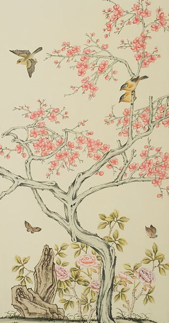 gracie wallpaper chinoiserie and wallpapers on pinterest